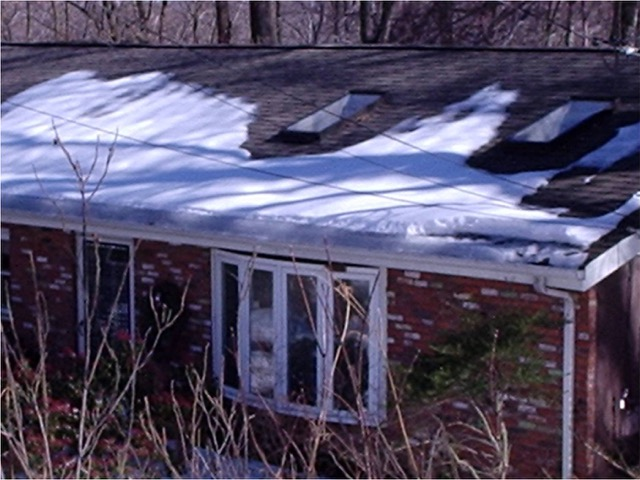 Ice Dam Photo
