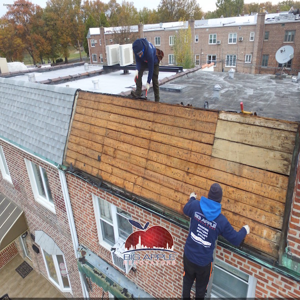 Flat Roof Repair Canarsie Brooklyn Big Apple