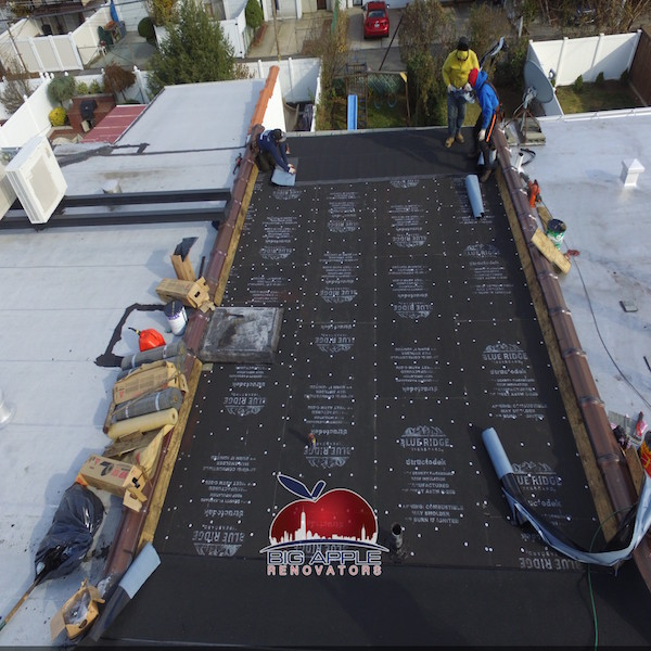 The Best Flat Roof Covering Options