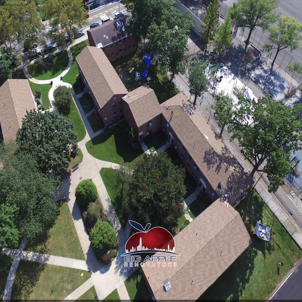 Apartment Complex Roof Replacement Fresh Meadows Ny Big