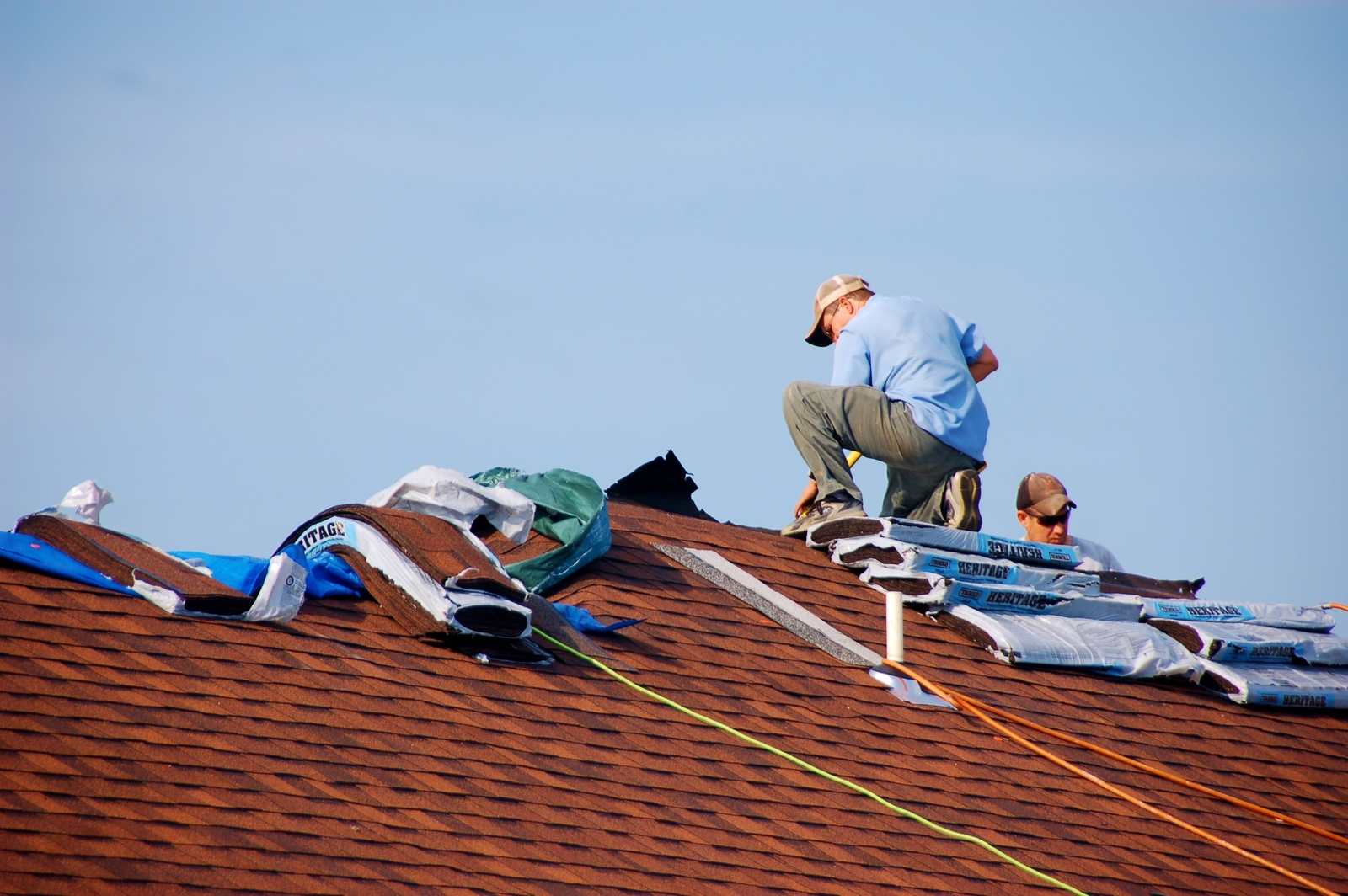 How to know whether to repair, patch, or replace your roof
